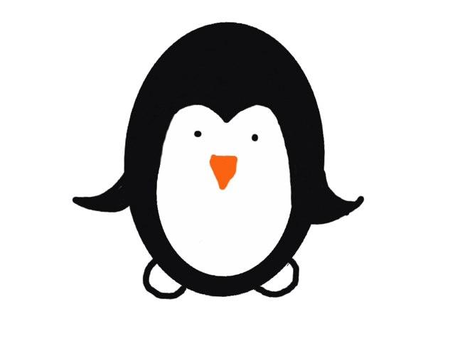 Penguin by Barbi Bujtas