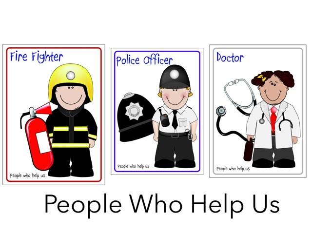 People Who Help Us (1) by Animate2Educate Educate