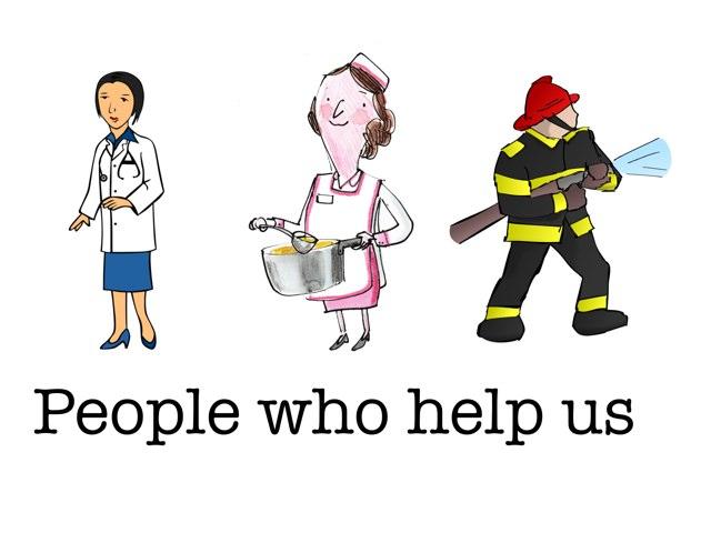 People Who Help Us by Wolverhampton LTT