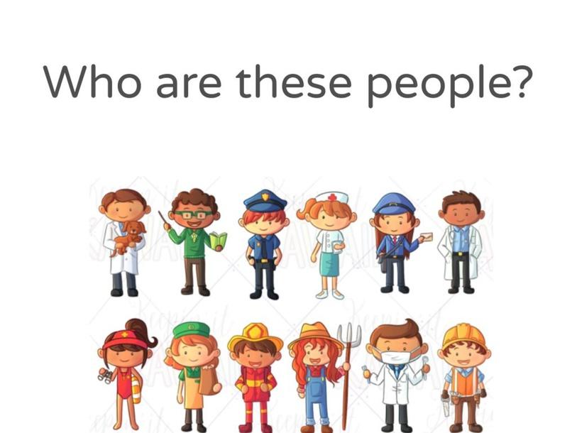 People who help us... by Sheerin Sanam