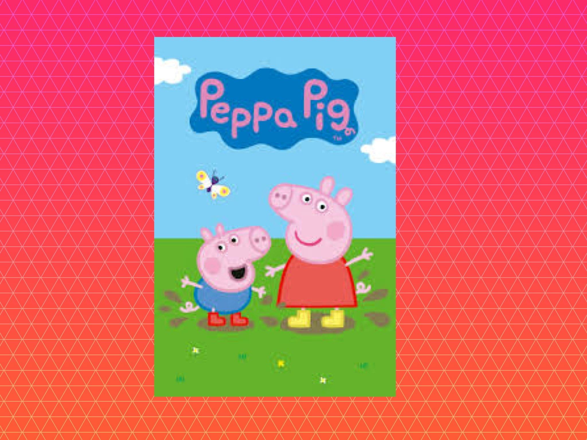 Play Peppa's Words by Nadia Muwafi - on TinyTap