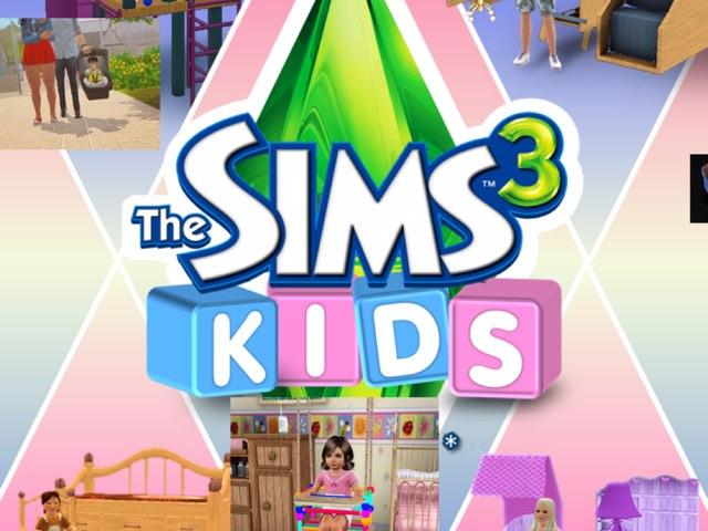 Pequeninos Fofinhos Do The Sims by Marina Bernardo