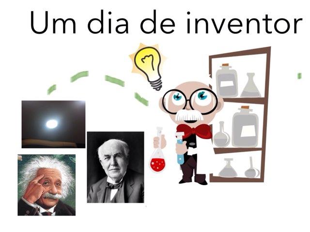 Pequeno Inventor by Escola lápis de cor
