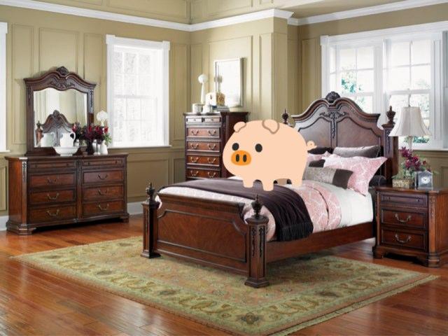 Pete The Pig by Luke Fi