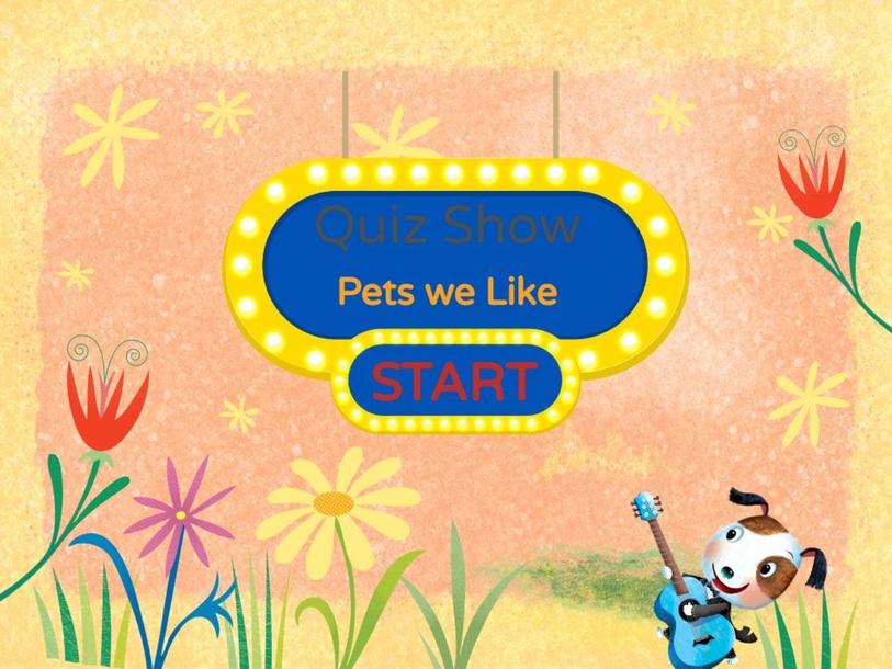 Pets we Like by XUEYUAN WENG