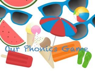 Phonics Game by Sarah Thomas