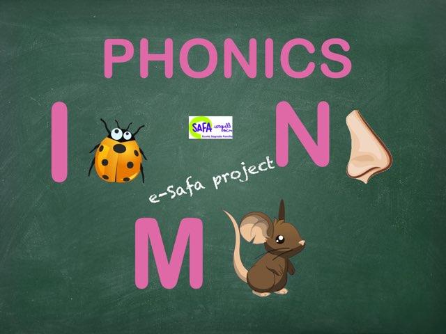 Phonics I, N, M by IE Londres c/urgell