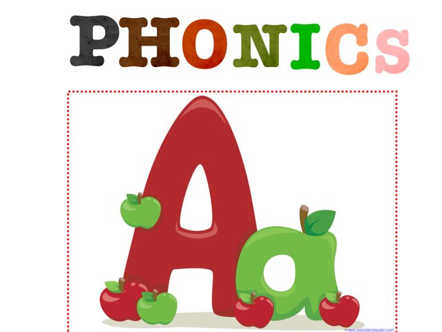 Phonics Letter A  by Safaa Mohamed