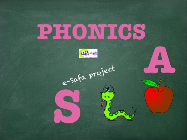 Phonics S   A by IE Londres c/urgell