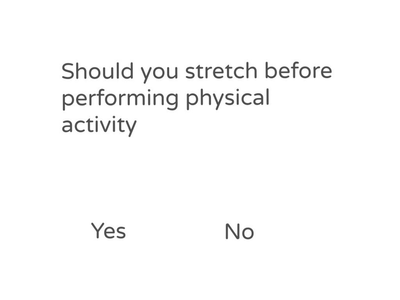 Physical Education Review by Trace Baasch
