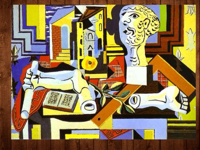 Picasso by Isabelle Guay