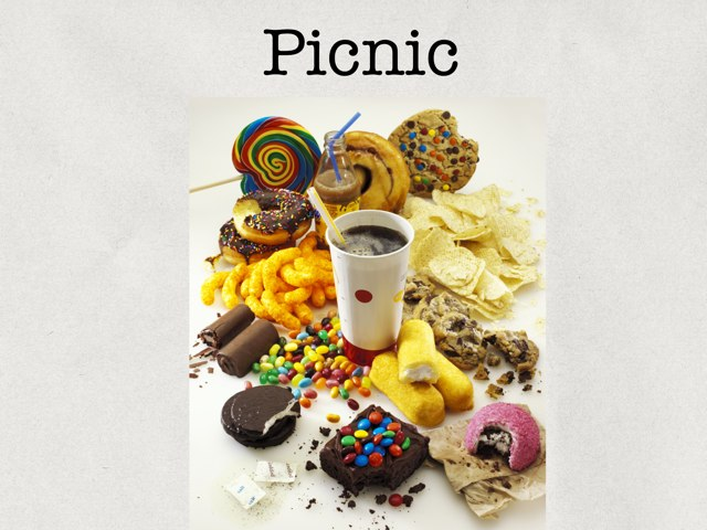 Picnic by Tracy Miller