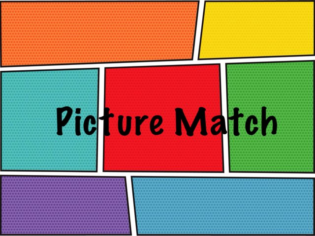 Picture Match by Megan Bengs