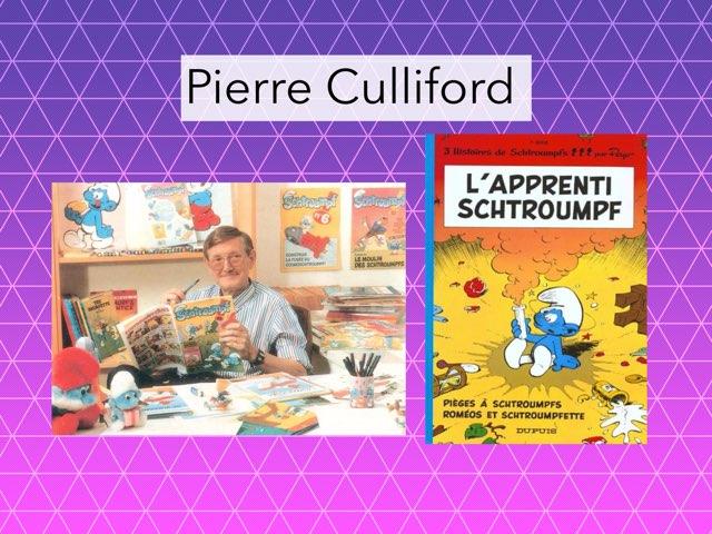 Pierre Culliford  by mn mn