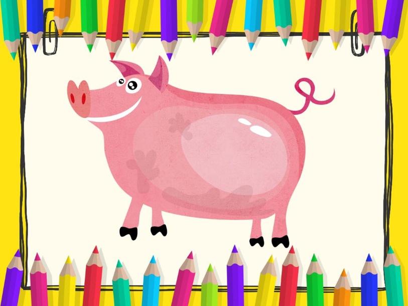 Pig by Joanna Wróbel