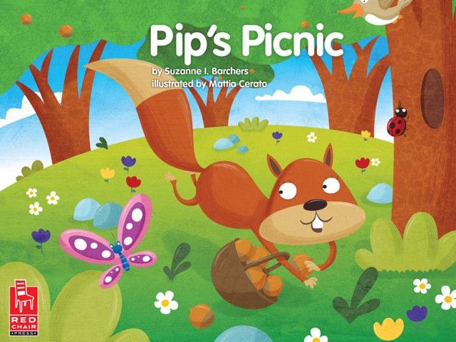Pip's Picnic (Kiosk) by Red Chair Press