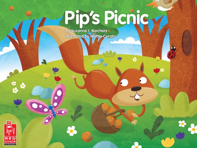 Pip's Picnic by Red Chair Press