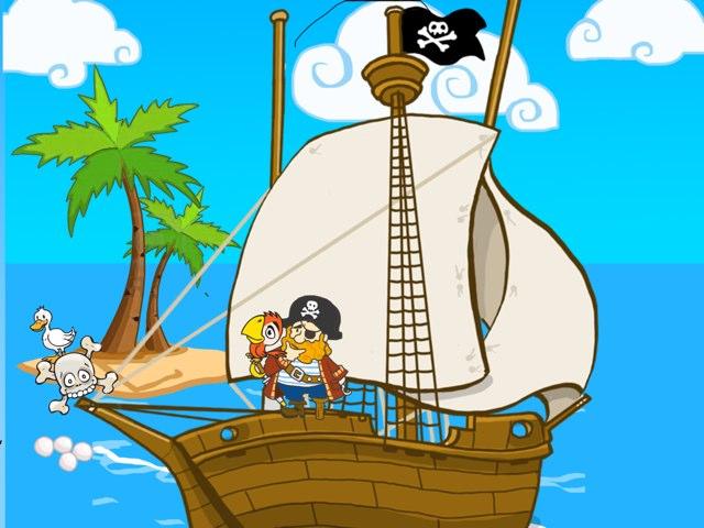 Pirate Treasure.   by Ishba Ali