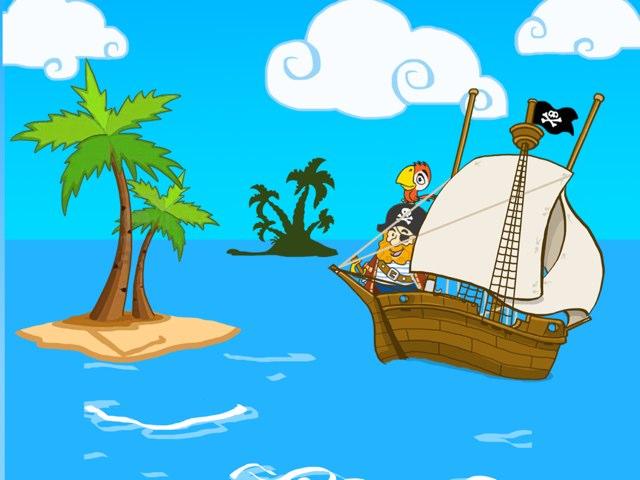 Pirate  by Carolina Pagani