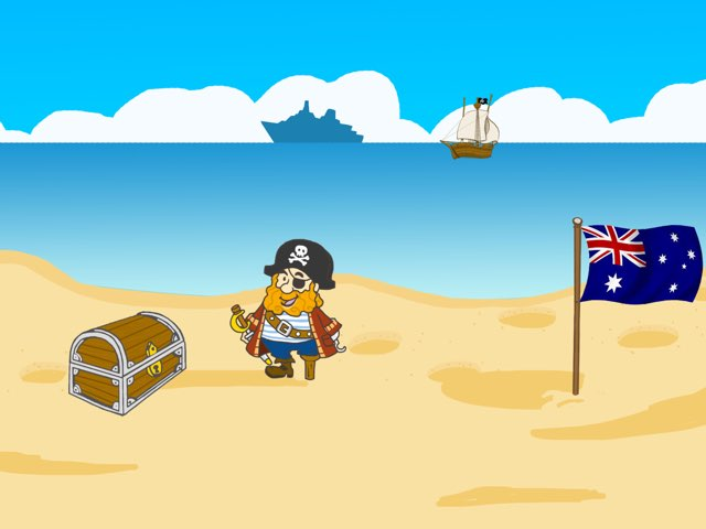 Piraten Quiz by Brennan Sips