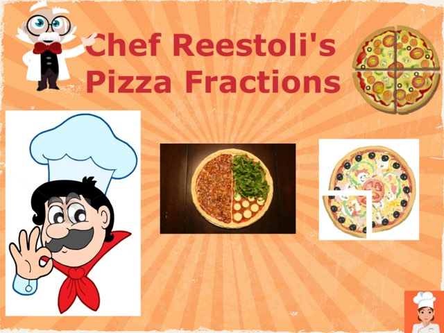 Pizza fractions by Jason rees