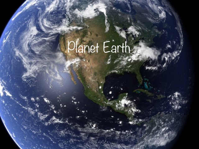 Planet Earth by FarBrook School