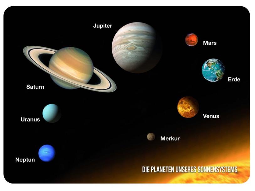 Planeten by Jimmy Leen