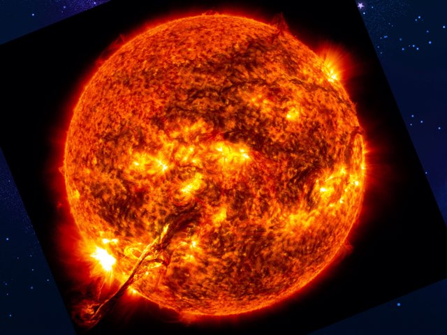 Planets Example by Cara Pribula