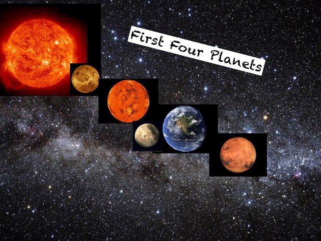 Planets by Kate Li
