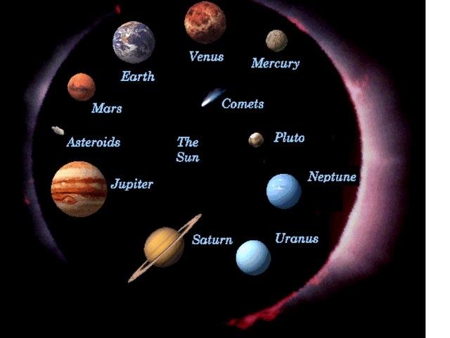 Planets by Potato Dude