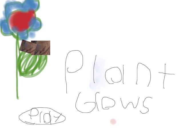 Plant Grows by Gugus Ibuas