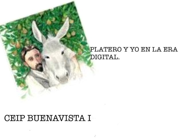Platero by Nieves García Morán
