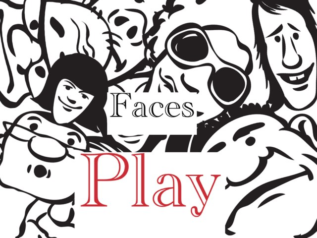 Play With Faces by Mina H