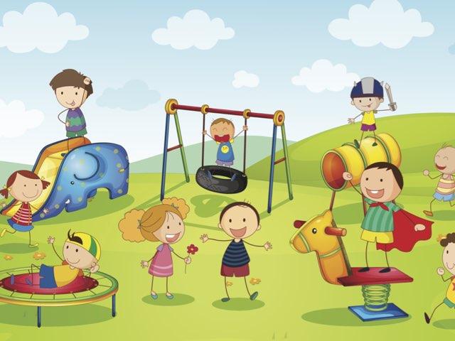 Playground 3 by Asma Omar