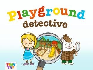 Playground Detective by Baruyo Illustrator