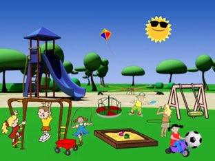 Playground Vocabulary by Ellen Weber