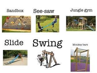 Playground by Jonathan Graham