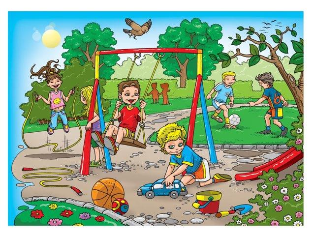 Playground by Jen Matheson
