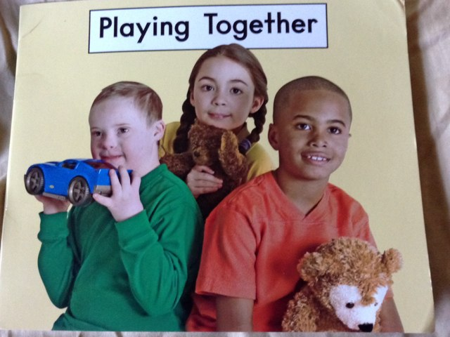 Playing Together by Julie Mcneil