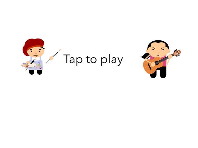 Playing  by Dania Mari