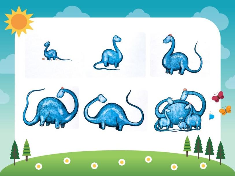 Plus Unit - Cheeky Monkey (baby dino) - question by Play & Learn English School