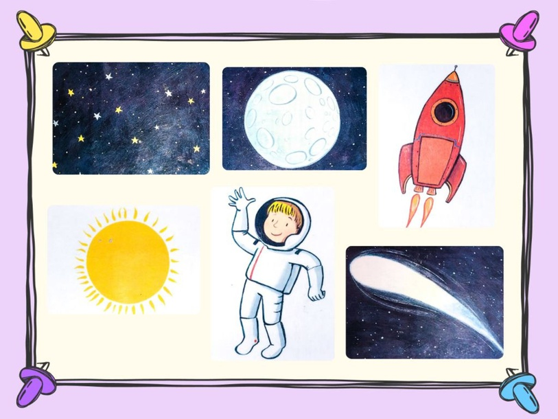 Plus Unit - Mr. Charlie (blast off) - puzzle by Play & Learn English School