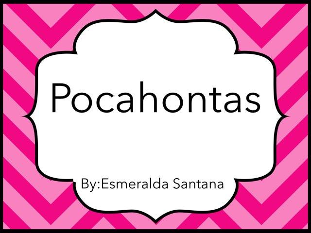 Pocahontas by Cristina Chesser