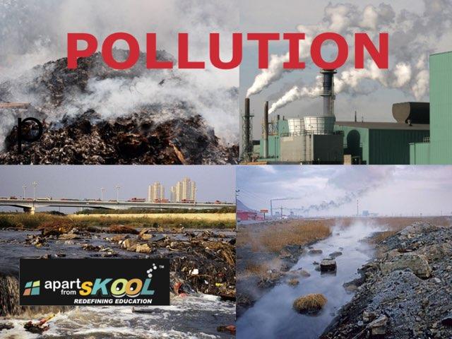 Pollution by TinyTap creator