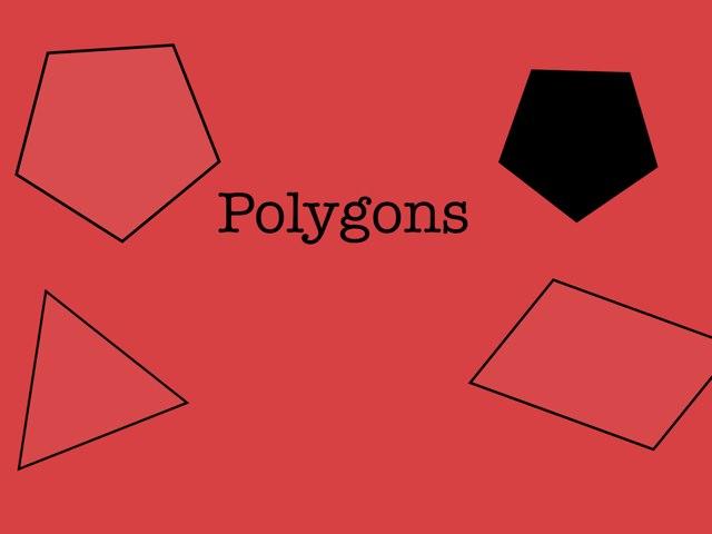 Polygons by Lisa Strauch