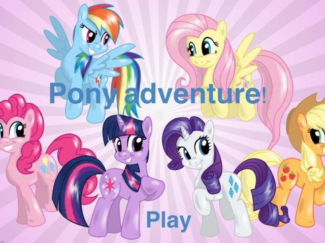 Pony Adventures 1 by Fluffy Da rabbit