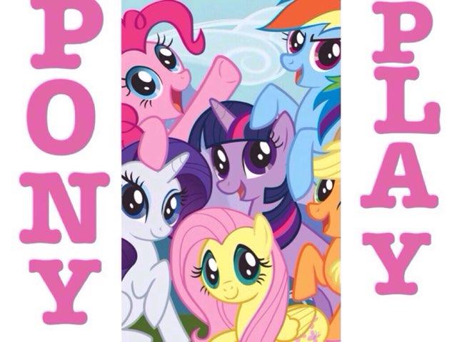 Pony Play 3 by Pony Play
