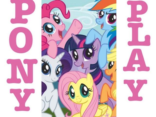 Pony Play by Sofia Tucker