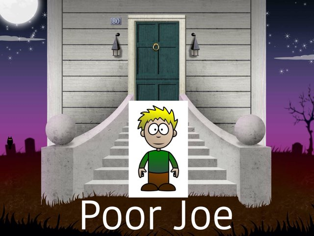 Poor Joe by April McCoy