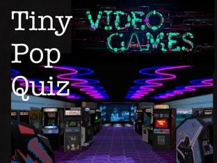 Pop Quiz - Video Games by Pop Quiz